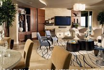 Beasley & Henley Family Rooms  / Family rooms designed by Beasley & Henley Interior Design, FL.