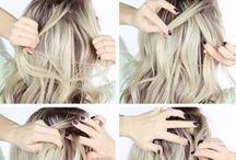 Bridesmaid hairdos