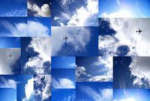 Wolken - Himmel.