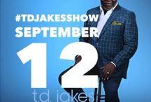 T D JAKES TALK SHOW RELIGIOUS