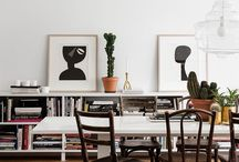 JADALNIA/DINING ROOM / Our favourite dining room interiors inspiration.