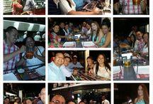 Eventos / Reuniones, cumpleaños y actividades de la familia Konraices