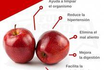 beneficios frutas, verduras, etc