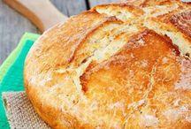 szódabikarbónás kenyér