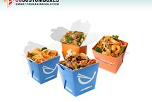 Noodle Boxes / Noodle Boxes look like Chinese take out Boxes available in different style, shape, sizes and designs. Now they can be customize.