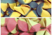 Печенье с предсказаниями / Печенье с пожеланиями / Отличный подарок для тех, кто ценит слова и вкусности