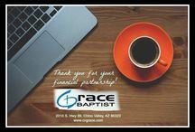 Church Partnerships - Expressing Gratitude