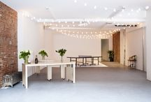 Pop-Up Spaces in NYC / Short-term commercial spaces available to rent on Storefront: thestorefront.com
