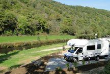 Camperplaatsen Luxemburg