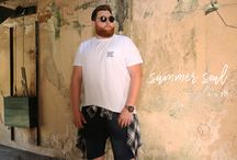 Summer Man Plus Size 2018