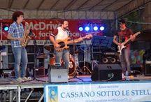 Blue Night: musica, animazione e stand enogastronomici 16 luglio Cassano d'Adda (MI)