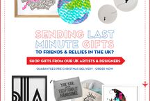 Send Gifts to the UK / Do you need to send Gifts to the UK from Australia, the USA, NZ, Canada, Singapore, India or from anywhere else in the world?  Everything Begins is a fantastic place to buy gifts online for friends and family in the UK.  Many of our artists and designers have studios based in the UK, meaning you can buy a gift online and have it automatically sent to the recipient direct from the UK.  Your gift will then be beautifully packaged and send the same day!