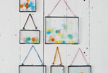 Ide kreatif untuk dekorasi rumah............ / Ide untuk berkreasi di rumah.............