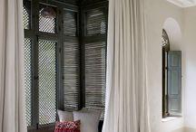 Riad Mena / Interior design at Riad Mena by Philomena Schurer Merckoll and Romain Michel Meniere