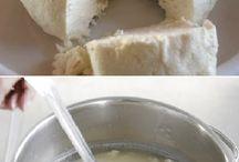 preparación de queso