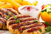 western Food / Speciality of  recipes and street food  indicates the culture of any country.