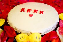 Десерты. Desserts / Кулинария. Сладости. Десерты. Тортики на праздник.  Cooking. Sweets. Desserts. Cakes for the occasion.