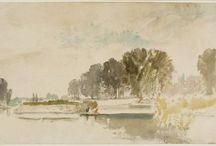 Joseph Mallord William Turner (1775 — 1851, UK)