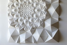 Origami inspiration / by Textiles and Design