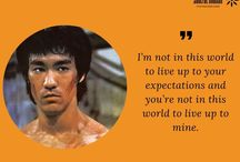 Bruce Lee: Quotes & Philosophy