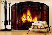 For the Home: Fireplaces and Mantels