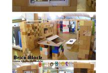 Imágenes significativas Sistema Brico Block