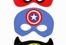 Avengers Maskers