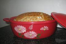 Brød - gryde