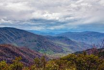 Great Smokey Mountains / My favorite place to visit! / by Karen Flaschberger
