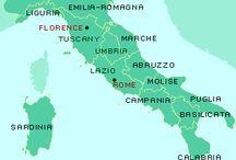 Italy & Ireland / by Heather Flaherty
