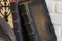 скрап & блокноты / скрапбукинг и блокноты ручной работы,интересные виды переплета и декора