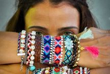 Friendship Bracelets / Brighten up your wrists this summer...