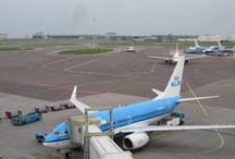 KLM - Royal Dutch Airlines / Images of one of my favourite airlines, a pioneer of European commercial aviation that has never ceased to innovate