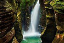 ~ Waterfalls ~