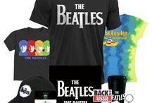 Beatles / Beatles t-shirts, vinyl records and other merchandise. #PaulMcCartney #JohnLennon #RingoStarr #GeorgeHarrison