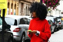 Natural  Hair / by Andrea Middlebrook