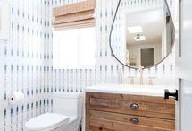Bathroom Decor Ideas / From shower curtain to bathroom organization, here are the best bathroom decor ideas.