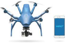 self flying drones