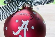 Roll Tide Christmas / by Sara Blue
