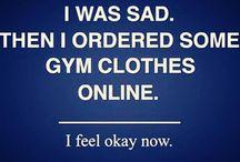 Gym humour