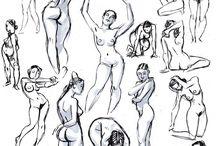 desenhando / aprendendo a desenhar