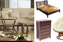 KOLONIÁLNY ŠTÝL / Túžite po domove plnom pokoja a pozitívnej energie? Dokonalé spojenie elegancie a útulnosti ponúka koloniálny štýl. Tradičný koloniálny nábytok je prevažne z prírodných materiálov, exotických drevín, ratanu alebo bambusu vo všetkých podobách a formách. Inšpirujte sa v SCONTO Nábytku!