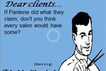 hairstylist.. / by Morgan Daniels