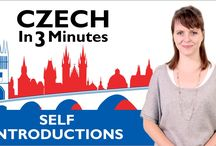 Czech Weekly Word Video / Learn more Czech at CzechClass101.com!