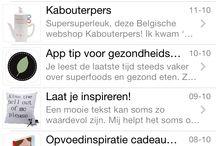Hip & Hot iPhone app / Een grote update met nieuw design