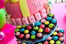 Baby Girl Birthday! / by Joanna Jordan
