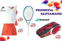 Promotiile saptamanii / Weekly promotions at www.teniSShop.ro
