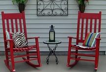 Outdoor Ideas / by Brandi Bradshaw Fullerton