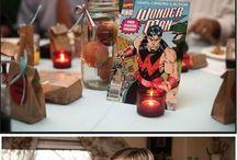 Fun Wedding Themes
