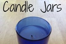 Candles / by Crafty Court Reporter